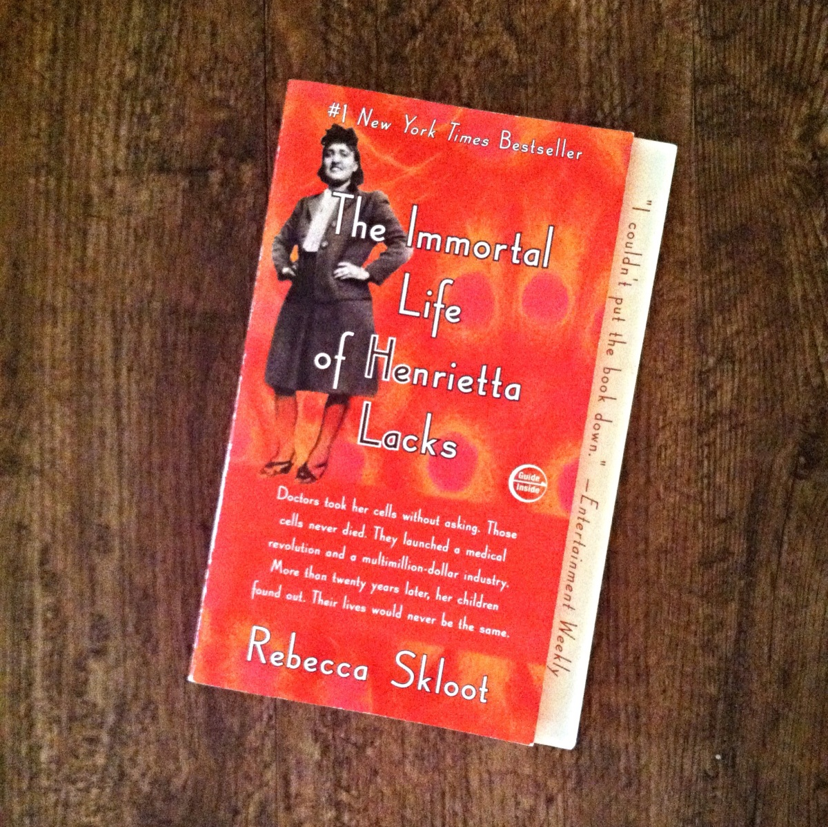 the ethical concerns in the immortal life of henrietta lacks by rebecca skloot Of henrietta lacks is one of these largely unknown stories but, thanks to rebecca skloot's remarkable book, the lacks case is likely to become a classic in the history of biomedical ethics.